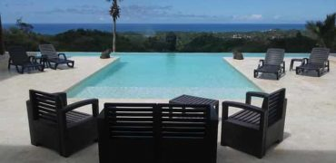 Rent villa in the hills in Las Terrenas