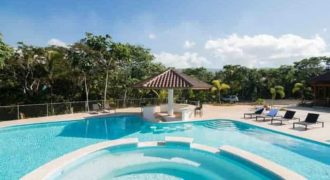 For sale in Las Terrenas apartments in the hills with sea view