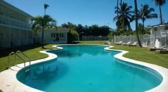 In Las Terrenas Beachfront hotel restaurant pizzeria for sale