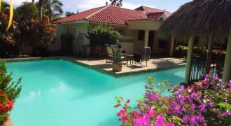 Beautiful villa for sale in Sosua