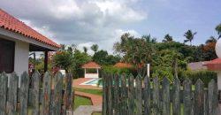 For sale villa in residence in Las Terrenas